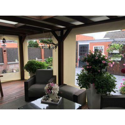 Afbeelding 8 van Azalp Verandazeil met raam 1.80-3.00 meter