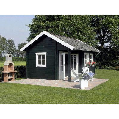 Afbeelding 32 van Azalp CLASSIC blokhut Cottage Style Cumberland 520x430 cm, 45 mm