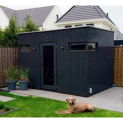 Bild 3 von SmartShed Gartenhaus Kampas 3035