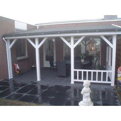 Afbeelding 29 van Azalp Houten veranda 700x350 cm