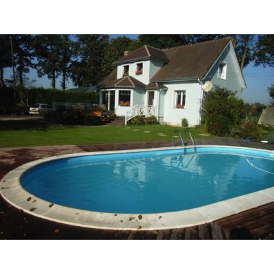 Afbeelding 3 van Trend Pool Tahiti 800 x 400 x 150 cm, liner 0,8 mm
