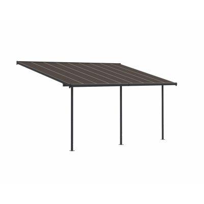 Hauptbild von Palram Capri patio cover 3X5.46 grau bronze