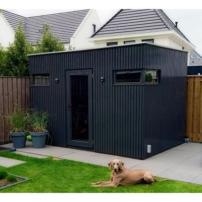 Bild 3 von SmartShed Gartenhaus Kampas 2535