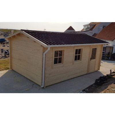Bild 59 von Azalp Garage Thijs 380x600 cm, 60 mm