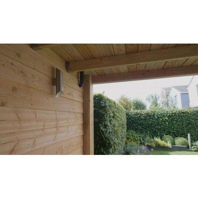 Bild 7 von WoodAcademy Sapphire Excellent Douglasie Gartenhaus 680x400 cm
