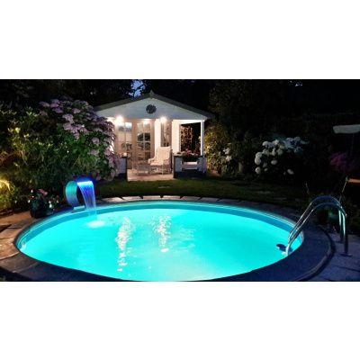 Afbeelding 10 van Trend Pool Ibiza 420 x 120 cm, liner 0,8 mm