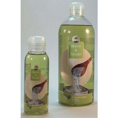 Afbeelding 2 van Warm and Tender Concentraat Alpenkruiden 100 ml