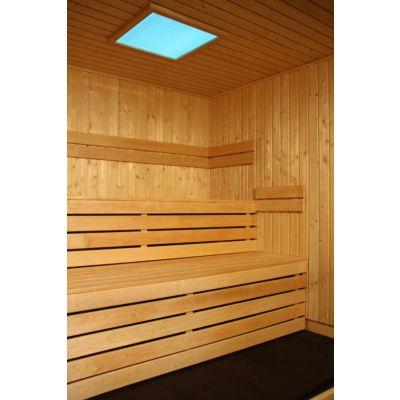 Afbeelding 23 van Azalp Sauna rugleuning Lumen, Elzen