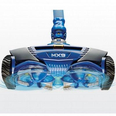 Afbeelding 2 van Zodiac MX9 hydraulische zwembadreiniger