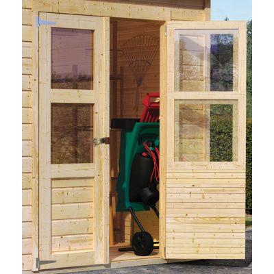 Afbeelding 5 van Karibu Merseburg 4 met veranda (68765)