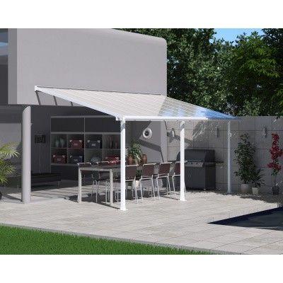 Bild 7 von Palram Olympia patio cover 3X4.25 weiß