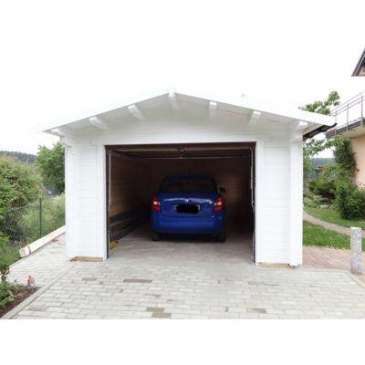 Afbeelding 51 van Azalp Garage Thijs 380x536 cm, 60 mm