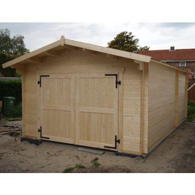 Afbeelding 20 van Azalp Garage Thijs 470x570 cm, 95 mm