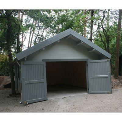 Afbeelding 13 van Azalp Garage Keutenberg 380x536 cm, in 60 mm