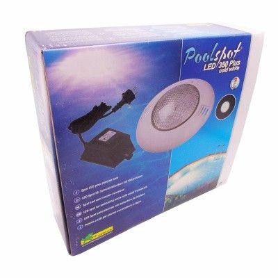 Afbeelding 9 van Ubbink LED-Spot 350 Plus met veiligheidstransformator voor een houten zwembad