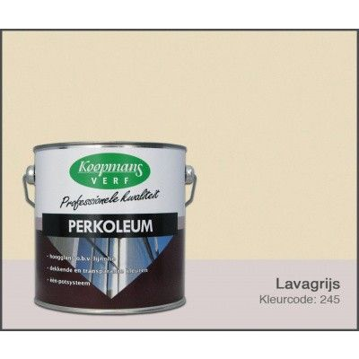 Hauptbild von Koopmans Perkoleum, Lavagrau 245 2,5L Hochglanz