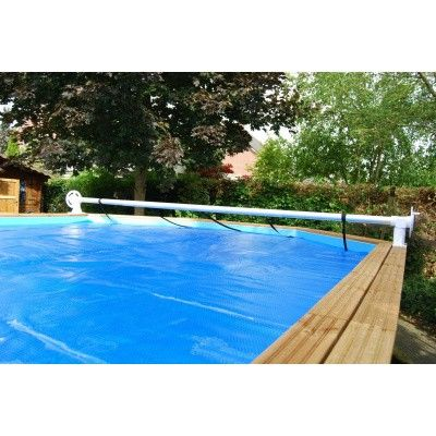 Afbeelding 14 van Ubbink zomerzeil voor Océa 860 x 470 cm (8-hoekig) ovaalvormig zwembad