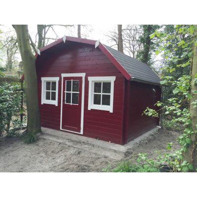 Bild 18 von Azalp Blockhaus Yorkshire 350x300 cm, 30 mm