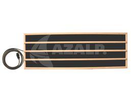 Foto von Inframagic Holzrahmen mit Schutzleisten lang 102x34cm*