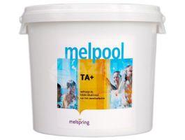 Foto van Melpool TA plus alkaliteit poeder - 5 kg