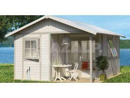 Foto von Grosfillex Garden Home Deco 20VSB grau-grün
