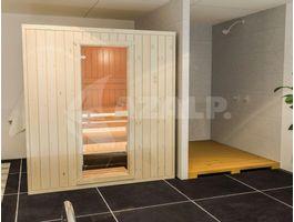 Foto van Azalp massieve sauna Rio Standaard