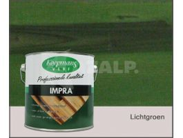 Foto von Koopmans Impra - Grün - 2 -5L - Hochglanz