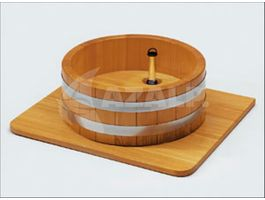 Foto von Blumenberg Waschbecken Table Top (WTPL)