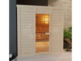 Foto van Azalp Massieve sauna Genio