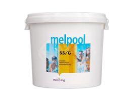 Foto van Melpool 55-G Chloorgranulaat 5 kg (Chloorshock)