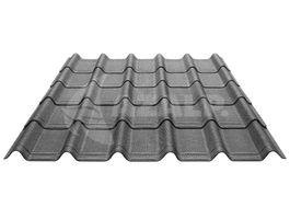 Foto von Onduline Onduvilla Komplettset für dieses Dach (schwarz)*