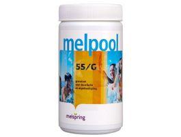 Foto van Melpool 55-G Chloorgranulaat 1 kg (Chloorshock)