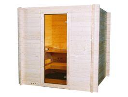 Foto von Interflex Sauna MS 1