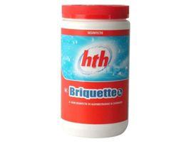 Foto van HTH Chloortabletten 7 gram - 1 kg