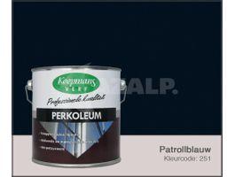 Foto von Koopmans Perkoleum - Petrolblau 251 - 2 -5L Seidenglanz