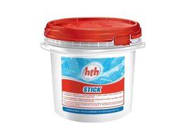 Foto van HTH Sticks chloortabletten 300 gram - 4 -5 kg
