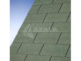 Foto von IKO Dachschindeln grün - 3 m²