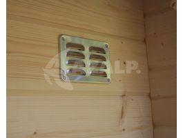 Foto van Azalp Set ventilatieroosters*