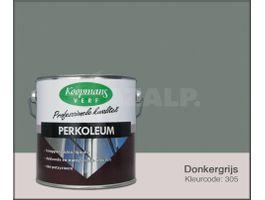 Foto von Koopmans Perkoleum - Dunkelgrau 305 - 2 -5L Seidenglanz