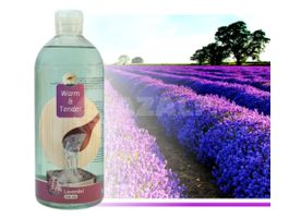 Foto van Warm and Tender Concentraat Lavendel 500 ml