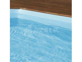 Foto von Procopi Liner tbv Odyssea rechthoek 8x4 - h146 Blau 75-100