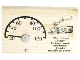 Foto von Ilogreen ThermoMiter Holz Basic Horizontal