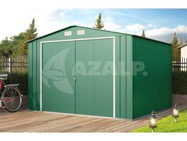 Foto von Duramax Eco Mitall-Gartenhaus 10x10