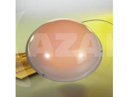 Foto van Hot Orange Farbleuchte LED Rond (71015)