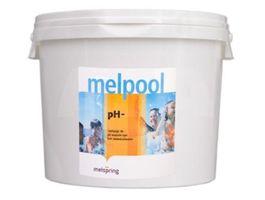 Foto van Melpool pH minus poeder 7 kg