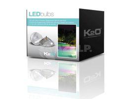Foto van Kokido K2O LED vervangingslamp kleur 35W RGB - PAR 56