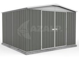 Foto von Absco WG30292RK-E Regent Metall Gerätehaus