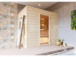 Foto van Azalp Massieve sauna Eva