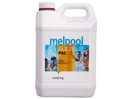 Foto van Melpool PAC - vloeibaar vlokmiddel 5 liter