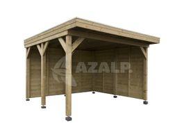 Foto von CarpGarant Terrassenüberdachung Holz Vuren - imprägniert